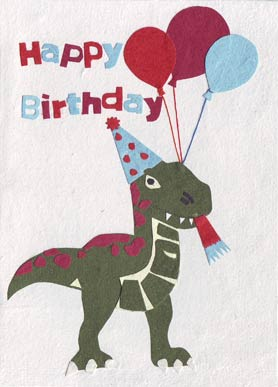 Return of Dino Birthday