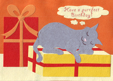 Purrfect Birthday