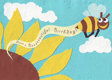 Bee-eautiful Birthday