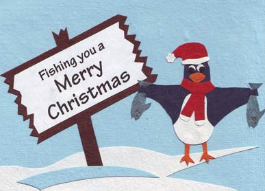 Fishing You a Merry Christmas