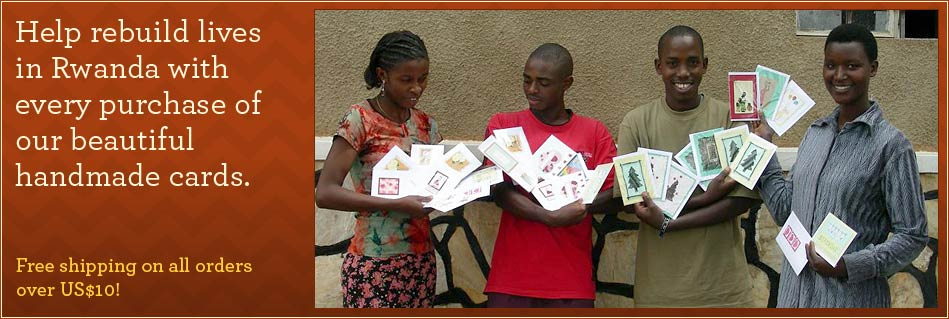 Cards From Africa Handmade Fair Trade Eco Friendly